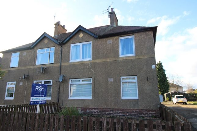 Thumbnail Flat for sale in 53 Abbots Road, Grangemouth