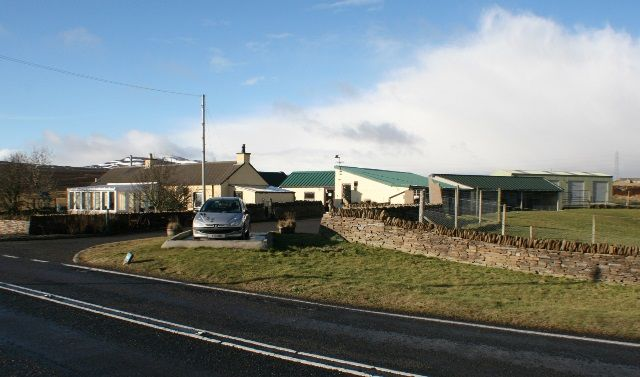 Thumbnail Cottage for sale in Dunbeath, Caithness