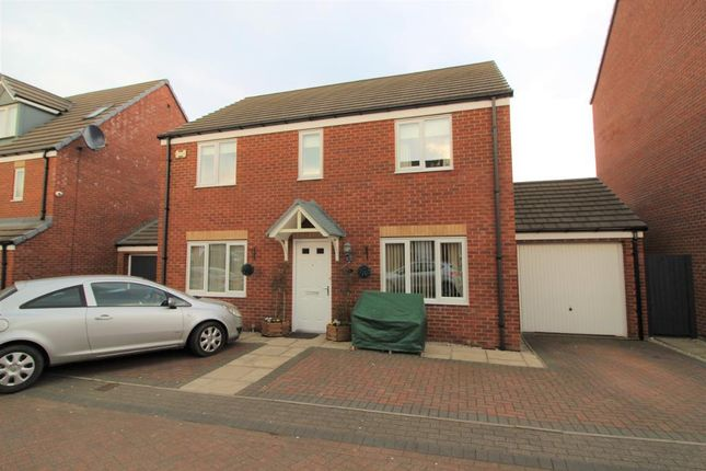 Thumbnail Detached house for sale in Haw Royd, Barnsley, South Yorkhire