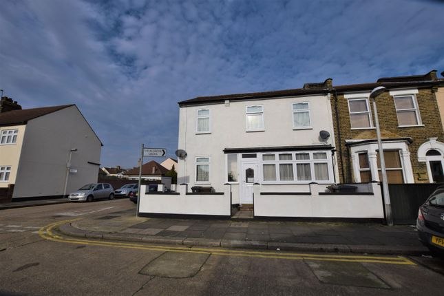 Thumbnail End terrace house for sale in Whalebone Grove, Chadwell Heath