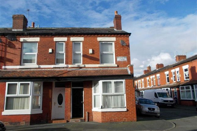 Thumbnail Terraced house for sale in Cadogan Street, Moss Side, Manchester