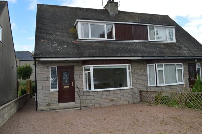Thumbnail Semi-detached house to rent in Commercial Road, Ellon