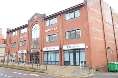 Thumbnail Office to let in Medtia Chambers, Second Floor, Barn Street, Oldham