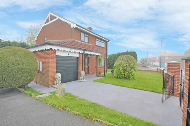 Thumbnail Detached house for sale in Newlands Road, Skelton-In-Cleveland, Saltburn-By-The-Sea