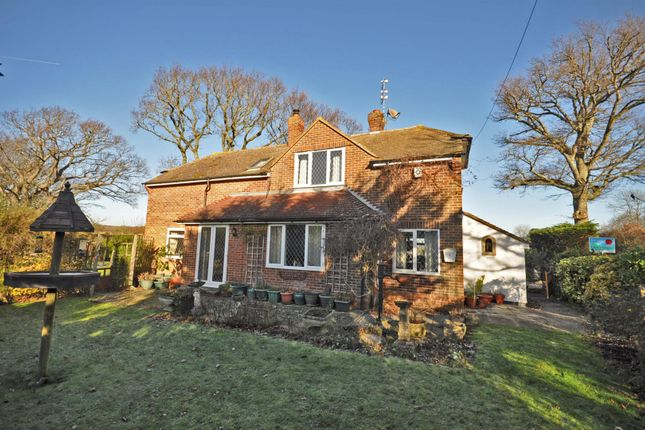 Thumbnail Detached house for sale in Sayerland, Polegate