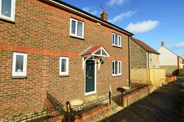 Thumbnail Semi-detached house for sale in Standfast Walk, Dorchester