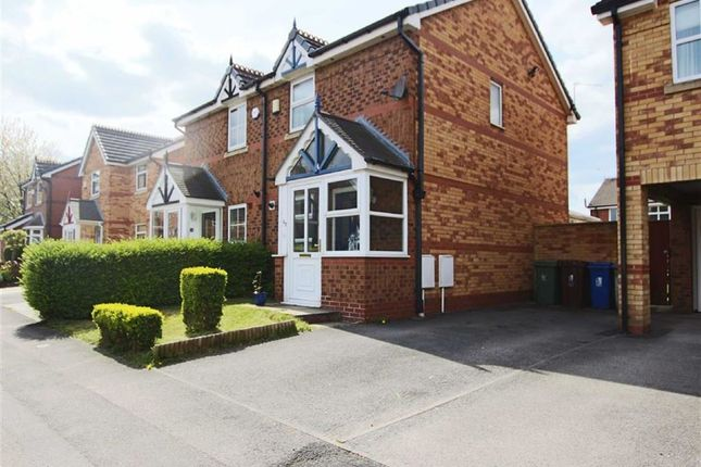 2 bed semi-detached house for sale in Guest Street, Leigh