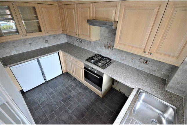 Kitchen of Denbigh Close, Southampton SO40