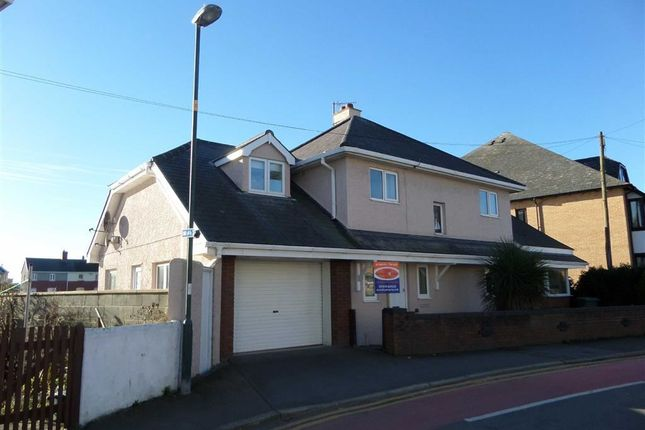 Thumbnail Detached house for sale in Riverside Terrace, Aberystwyth, Ceredigion