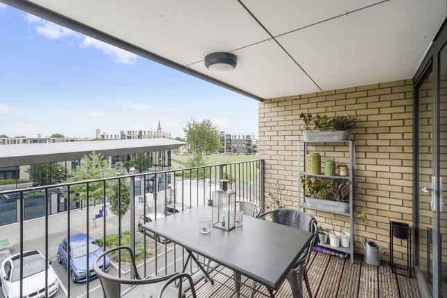 Balcony of Oval Quarter, Camberwell, London SW9
