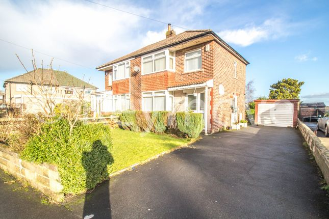 Thumbnail Semi-detached house for sale in Hardknot Close, Horton Bank Top, Bradford