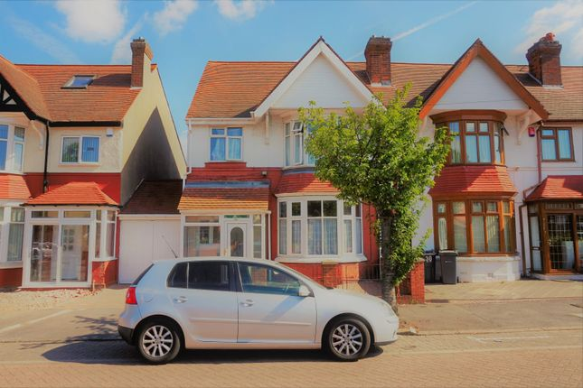 Thumbnail End terrace house for sale in Phipson Road, Sparkhill, Birmingham