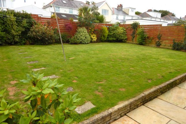 Rear  Garden of Whitestone Avenue, Bishopston, Swansea SA3