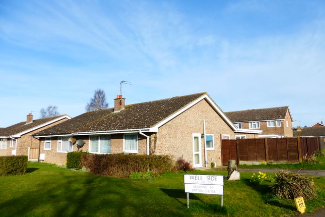 Thumbnail Semi-detached bungalow for sale in Well Side, Marks Tey, Colchester