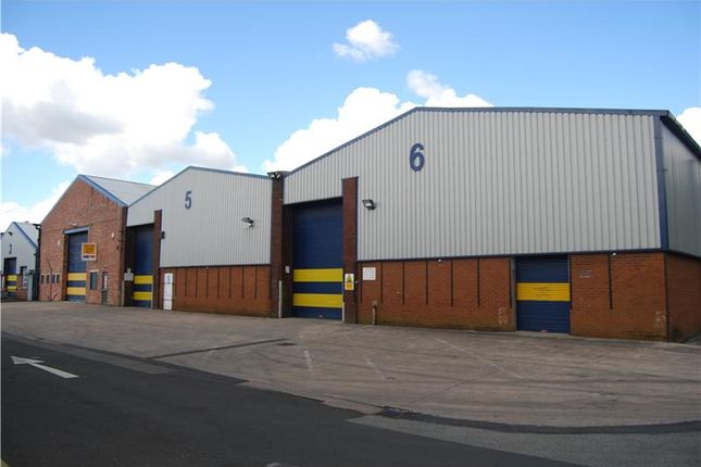 Various Units Shepley Industrial Estate Shepley Road