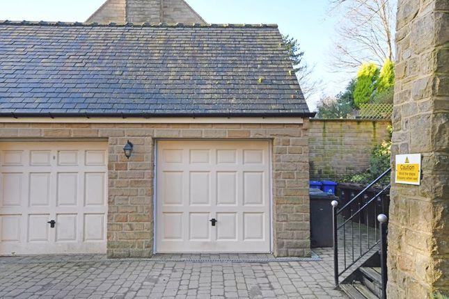 Garage For Number 16