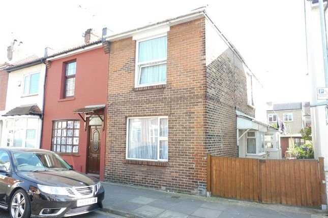 3 bed end terrace house for sale in Knox Road, Portsmouth
