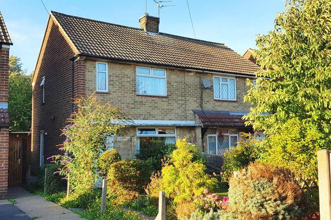 Thumbnail Semi-detached house for sale in Peterle Place, Alvaston, Derby, Derbyshire