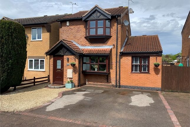 3 bed detached house for sale in Devitt Way, Broughton Astley, Leicester LE9