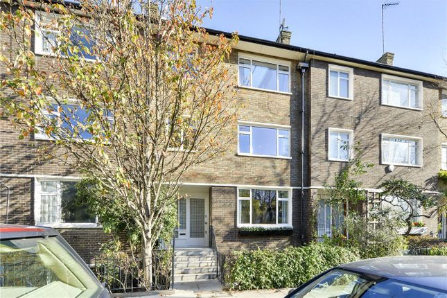 Thumbnail Terraced house for sale in Sussex Square, The Hyde Park Estate, London