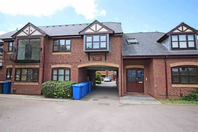 Thumbnail Flat for sale in Chestnut Court, Kettlebrook Road, Tamworth, Staffordshire
