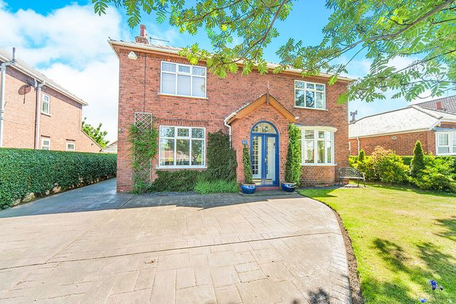 Thumbnail Detached house for sale in Station Road, Preston, Hull