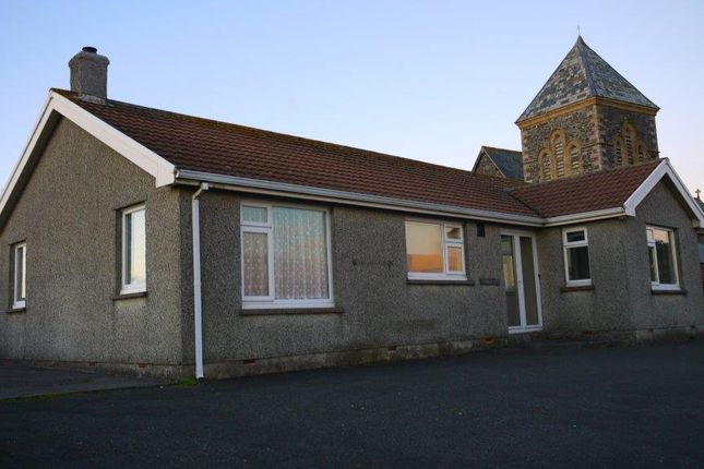 Thumbnail Bungalow to rent in High Street, Delabole
