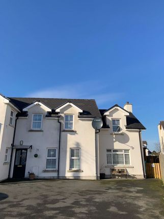 Thumbnail Semi-detached house for sale in Caiseal Heights, Newry