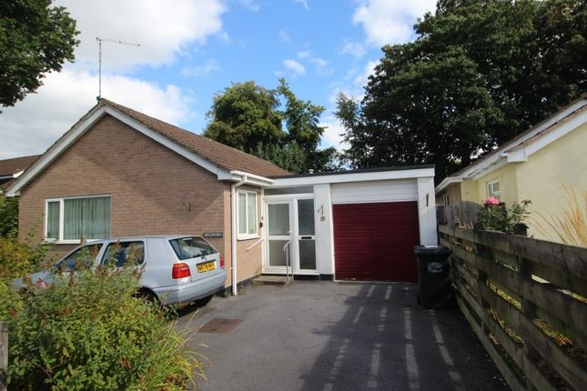 Thumbnail Bungalow for sale in Ashburton Road, Bovey Tracey, Newton Abbot