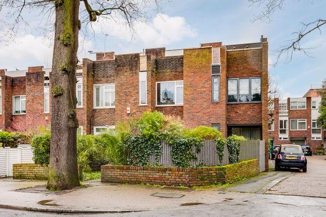 External of Levana Close, London SW19