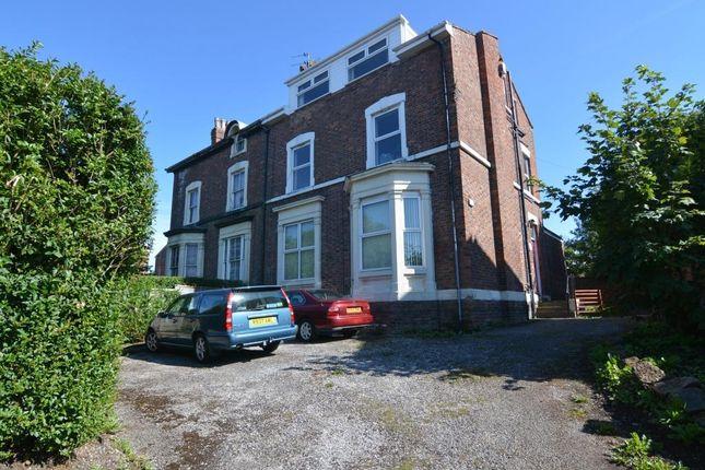 Thumbnail Flat to rent in Grange Mount, Prenton
