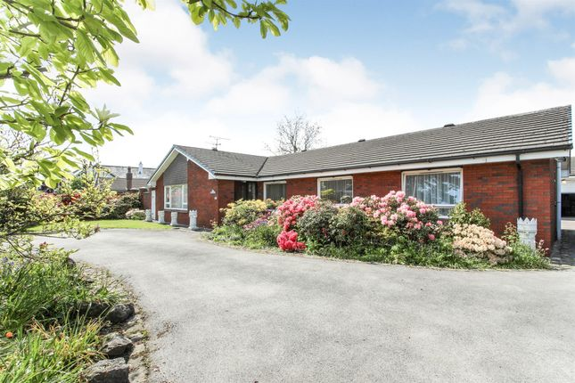 4 bed detached bungalow for sale in Pickmere Lane, Wincham, Northwich CW9