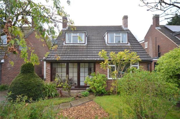 Thumbnail Detached house for sale in Farmadine, Saffron Walden, Essex