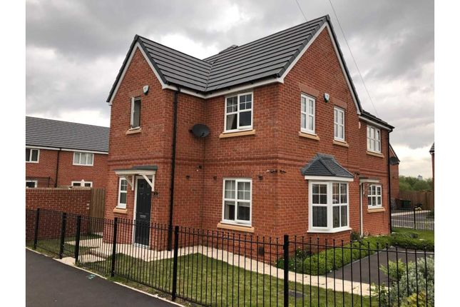 Thumbnail Semi-detached house to rent in Ribble Street, Birkenhead
