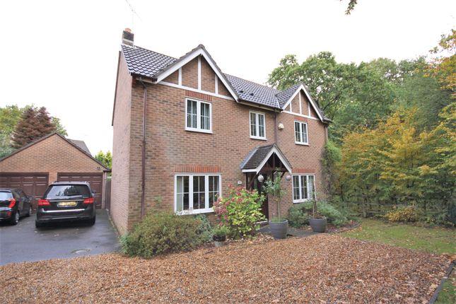 Thumbnail Detached house for sale in Mollison Rise, Whiteley, Fareham
