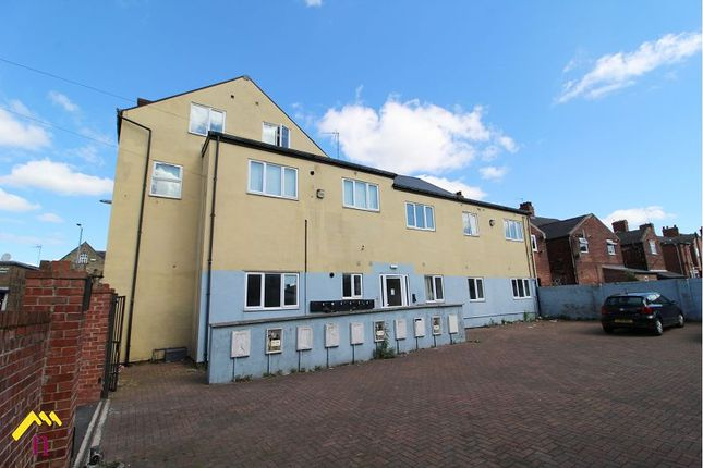 Thumbnail Flat to rent in 11 Carr House, Doncaster Road