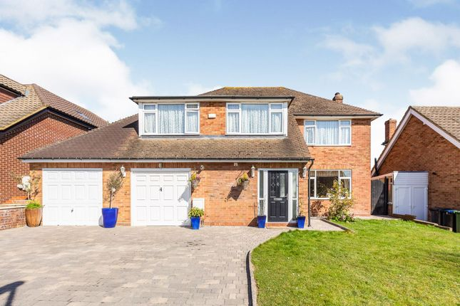 Thumbnail Detached house for sale in St. Anthonys Avenue, Hemel Hempstead