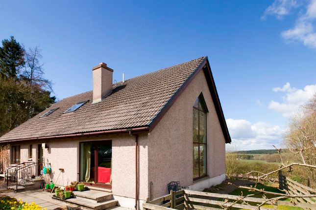 Thumbnail Detached house for sale in Woodburn, Biggar