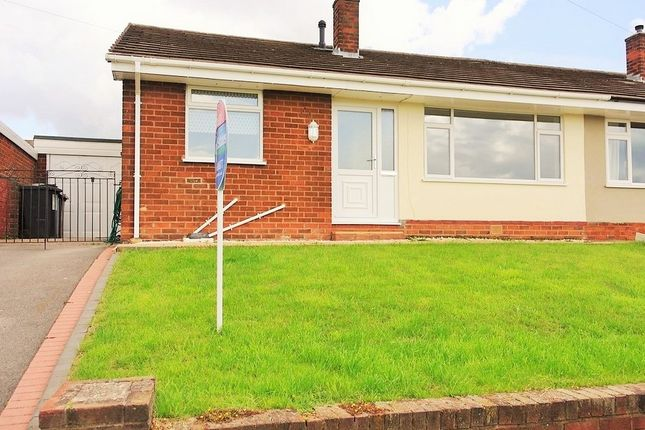 Thumbnail Bungalow to rent in The Ridgeway, Burntwood