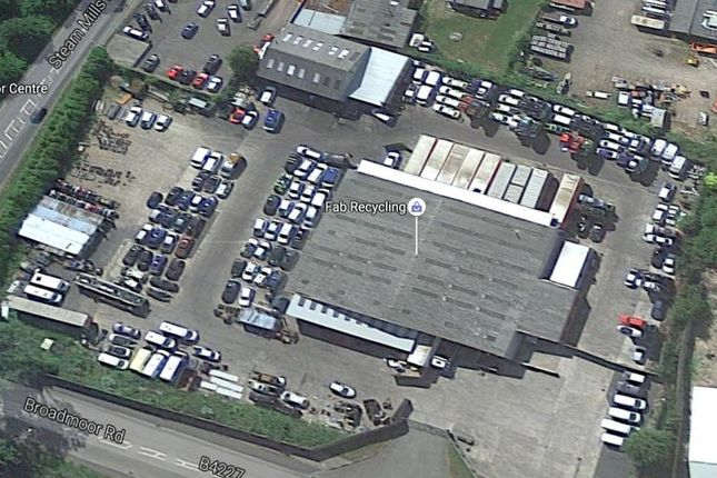 Thumbnail Industrial for sale in Forest Vale Industrial Estate, Cinderford