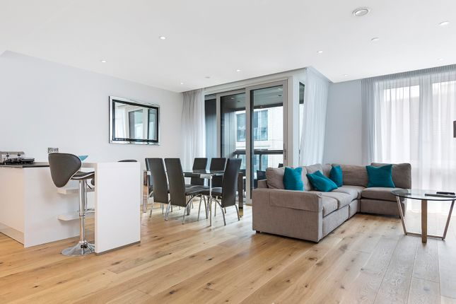 Thumbnail Flat to rent in Elizabeth Court, Rosamond House, Westminster, London