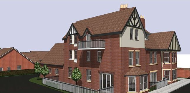 Thumbnail Flat for sale in Apartment 1 Bowring Hall, Holyhead Road, Wellington, Telford