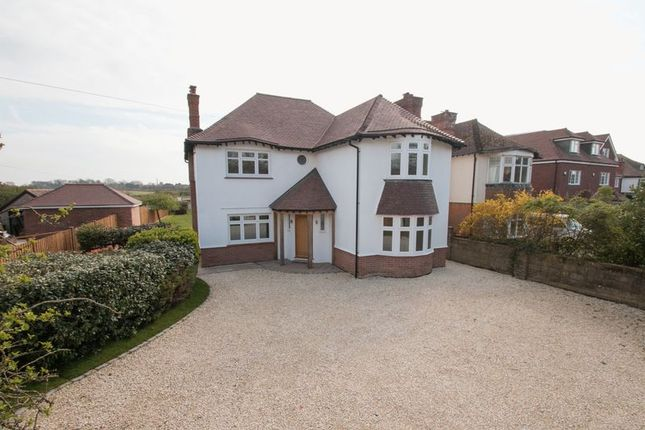 Thumbnail Detached house for sale in Stane Street, Westhampnett, Chichester