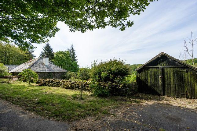 Garage of Broom Hill, Winster, Windermere, Cumbria LA23
