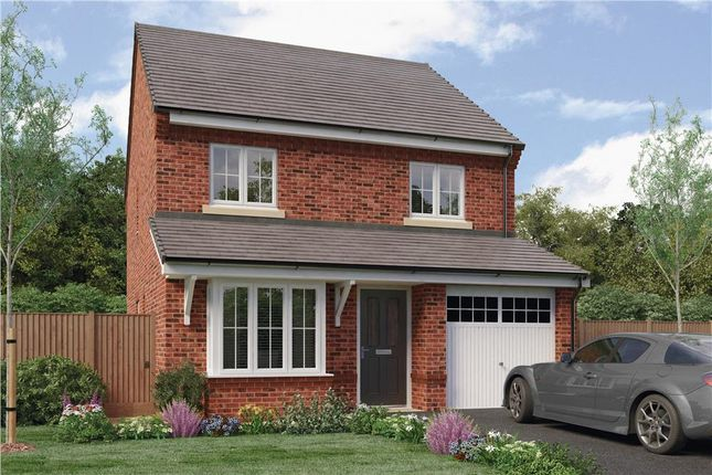"Thumbnail Detached house for sale in ""Hallam"" at Hastings Close, Chesterfield"