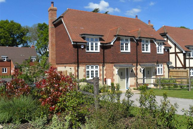 Thumbnail Semi-detached house for sale in Eden Hall, Cowden, Kent