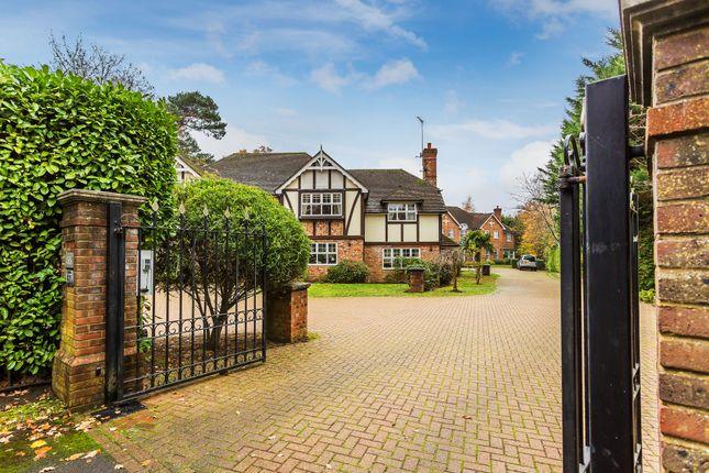 Thumbnail Detached house to rent in Fairmile Lane, Cobham, Surrey