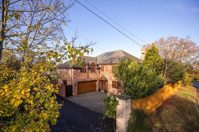 Thumbnail Detached house for sale in Oak House, Red Hill Lane, Worcester, Worcestershire
