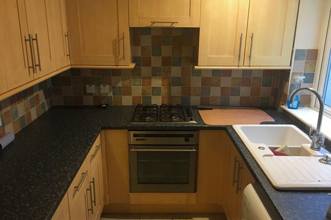 Thumbnail Flat to rent in Grantham Road, Eastleigh