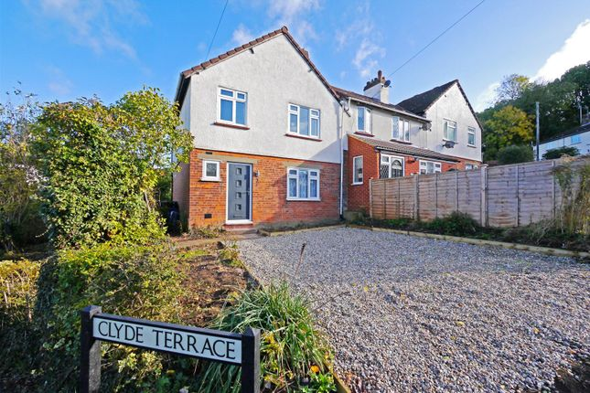Thumbnail Terraced house for sale in Clyde Terrace, Hertford